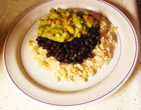Black-Beans-and-Rice-with-Guac